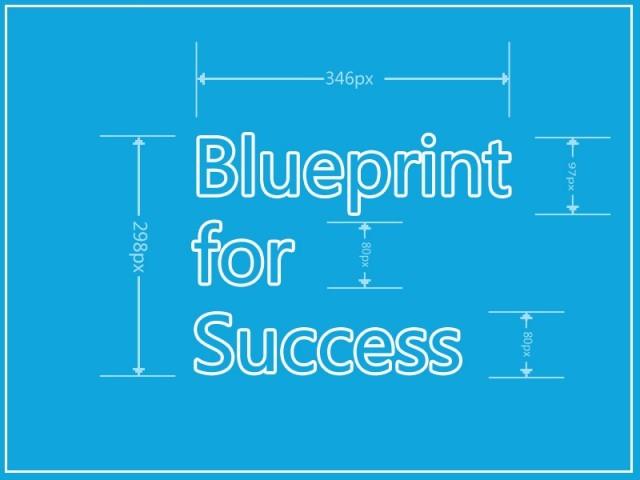 Design your success blueprint or someone else will design your success blueprint malvernweather Images
