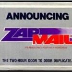 FedEx Zapmail was a Lesson in Timing