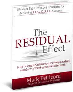 Residual Effect Mark Petticord
