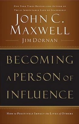 JohnMaxwell-becomingapersonofinfluence