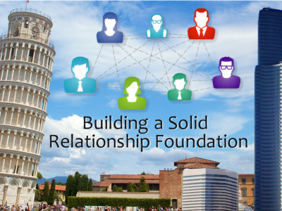 Authentic Relationships Your Business Foundation
