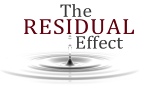 Residual Effect logo for side banner