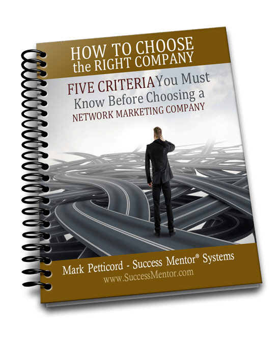 Success Mentor Systems - Mark Petticord
