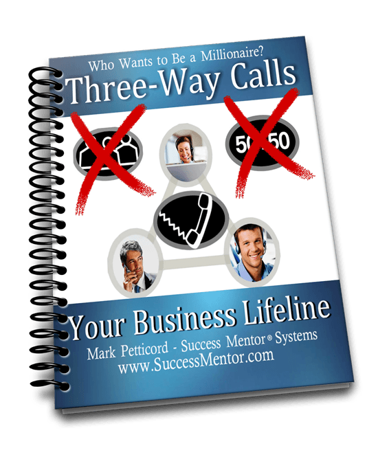 Mark Petticord - How to do Three-Way Calls